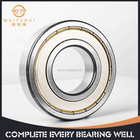 Motorcycle Parts Deep Groove Ball Bearing 6303 Made In China