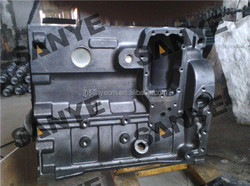 forged steel PC200-7 engine 6D102 cylinder block from China manufactory