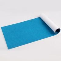 2015 New Design griptape custom skateboard blue