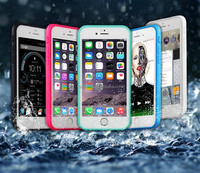 Ultra Thin Smoke Transparent TPU 0.3mm Cover Case for Apple 4.7 inch iPhone 6