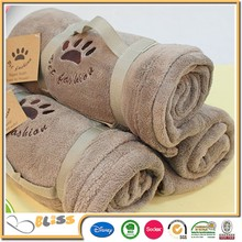 Wholesale Double-sided velvet pet blankets,factory direct pet dog cat blankets