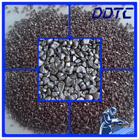 Top Grade Sandblasting Material Steel Grit Tile Cleaning Abrasive Blasting Grain for ASEAN Markets