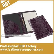 leather portfolios for women manufacturers from china