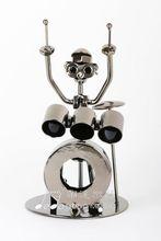a lot kinds of dedo music mini art / Iron man / drum steel art