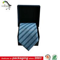 High End Custom Cardboard Men Packaging Tie Box