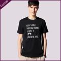 Schlichten schwarzen t-shirts für herren