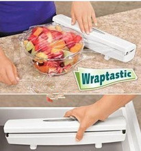 NEW WRAPTASTIC PULL,PRESS,WRAP FOR FOIL/PLASTIC/PAPER