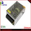 High frequency 120w 12v 24v dc led power supply