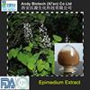 Epimedium Extract Total Flavone 10%