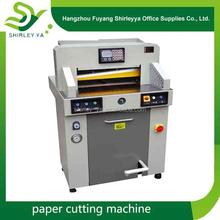 High-duty Programs eletrical paper cutting machine A3 paper cutting