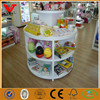 High end wooden toy display gondola cabinet/toy store furniture racks
