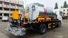 Dongfeng 8000L ZQZ5160GLQ asphalt distributor for road construction