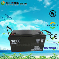 ISO CE PVOC UL Certificate dry battery 12v for ups 65ah deep cycle