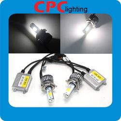 H7 Led Canbus 30W 3000LM Car LED Headlight Kit Fog Light Driving Lamp H4 H13 9007 9004 H1 H3 H7 H11 9005 9006 Canbus Head light