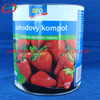 Canned fruit Strawberry in 425ml/410g, 2650ml/2500g,