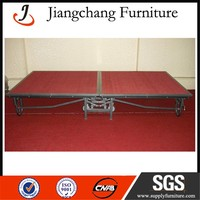 Heavy Duty Portable Stage Alumium Stage For Sale JC-P85