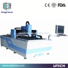 High configuration Unich professional 1500*3000mm 500w fiber laser cutting machine