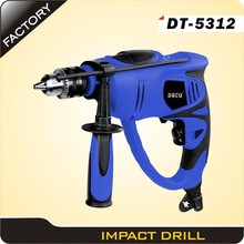 DETU Brand Power Tools Electric Drill 13mm DT5312 Color Box Package