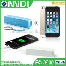Manufacturer Perfume portable mobile universal external 2200mah manual for power bank