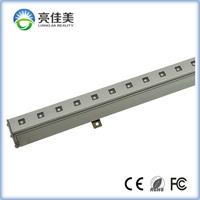 outdoor waterproof 24VDC RGB 12w 15w aluminum linear led light fixtures