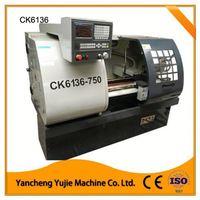 horizontal CK6136A China Supplier Name Of Metal CNC Lathe Machine Price