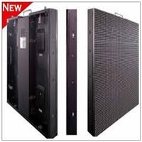china wholesale led display cabinet P5 P6 P8 P10 outdoor RGB waterproof led display tv