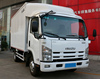 Japanese ELF K600 4x2 cheap diesel box trucks