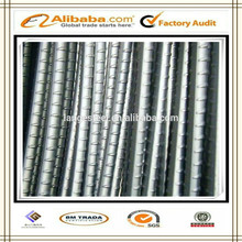 Brand promise galvanized steel rebar ATSM armature rebars in favourable price