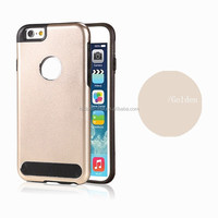 China wholesale For iphone 6 4.7 heavy duty hybrid rugged case 2 in1 slim armor cell phone case