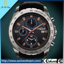 Watch 50ATM Stainless Steel Resistant Japan Movt Quartz Sports Watches