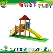 2015 adventure playground Summer Slide for kids used outdoor