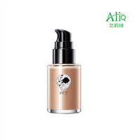 Aliq makeup liquid HD beeswax foundation private label own brand