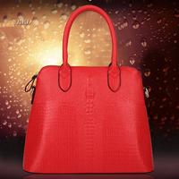 Classic retro korean style thin lady pu bags sale