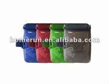 PVC waterproof bag for mobil phone and camera/arm waterproof mobil bag.