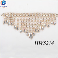 Small rhinestone Up to meet like diamonds penadnt for trangle upper boots sandals accessories