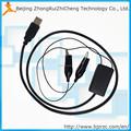 Hart modem usb/calibrador de conectar el pc y hart transmisor