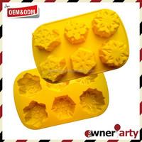 High Quality Corlorful Non-Stick Silicon Cupcake Moulds