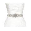 Crystal rhinestone belt for wedding dress wedding belts and sashes wedding diamond belt