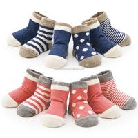 Free Shipping Baby Hosiery Socks Cotton Socks Novelty Shoe Gifts For Baby Boy Girl Slipper
