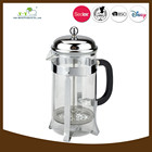 Best selling pirex french press café