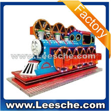2015 new arrival electric train kiddie ride model train kids ride on train for salesLB0707