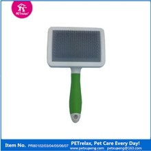 Dog Grooming As Seen On tv Pet Slicker Brush with Eco-friendly Palstic Material