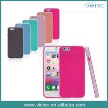 Mobile Phone Accessories for iPhone 6 Case with Double Color