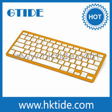Different Colors Good Selling Universal Control Wireless Bluetooth Keyboard