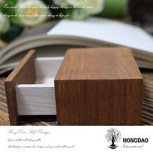 HONGDAO chrismas gift box,wood dvd case,elegant dvd case