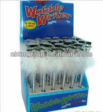 hot selling flashing Christmas pen