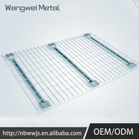 Mass supply 6x6 concrete reinforcing welded wire mesh