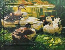 Wholesale Decorative Animal Design Oil Painting