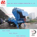venda de dongfeng 15 toneladas de carga de braço oscilante caminhão de lixo para a venda