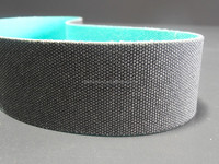 KGS Diamond electroplated and flexible sanding belt for grinding glass edging -china supplier
